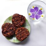 Baked Chocolate Banana Oatmeal Bites