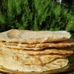 Simple Oat Crepes Recipe