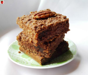Banana Yogurt Brownies