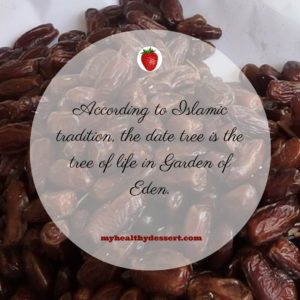 The date tree is the tree of life