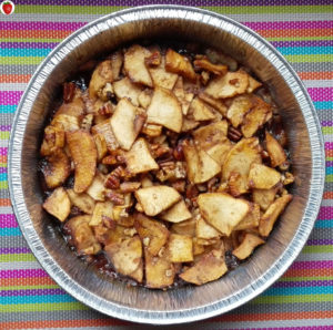 Easy-to-make vegan apple pie recipe