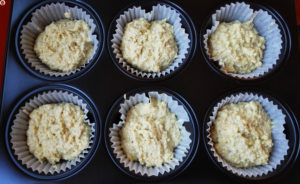 Vegan Lemon Coconut Muffin Recipe