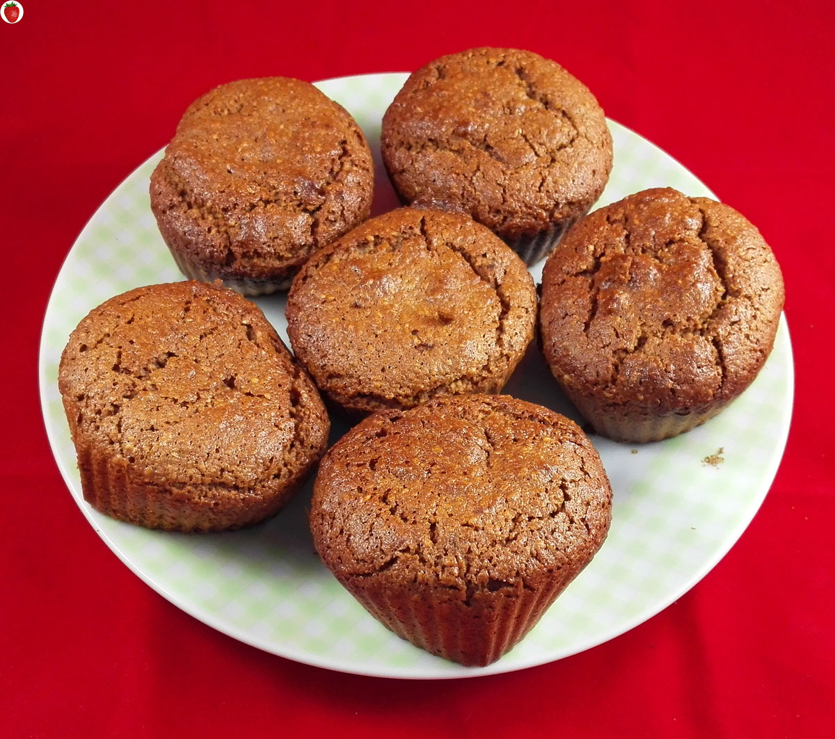 Delicious Paleo Coconut Chocolate Muffins (Dairy-Free, Gluten-Free)
