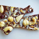Delicious Vegan Fudgy Bark