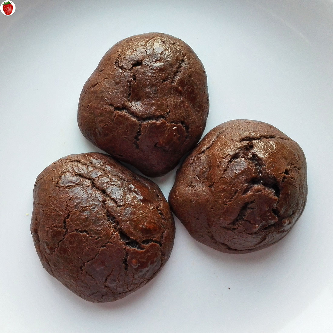 Low-Carb Paleo Double Chocolate Cookies - MyHealthyDessert