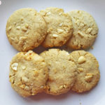 Crispy Honey Cookies With Nuts (Dairy-Free & Gluten-Free)