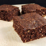 Delicious Cakey Coconut Brownies (Gluten-Free/No Flour)