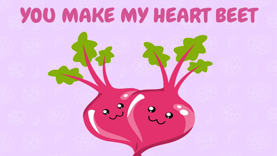 Cute Food Puns For Valentine's Day