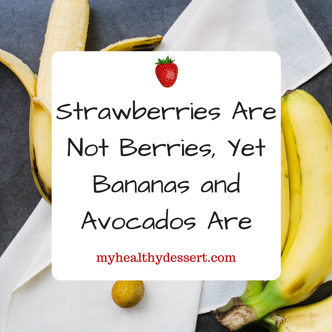 banana and strawberry facts