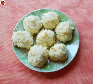 delicious coconut macaroons recipe