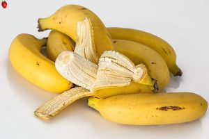 delicious ripe bananas
