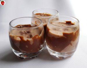delicious chocolate coconut ice cream
