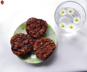 oatmeal chocolate bites