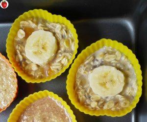 muffin bites mixture