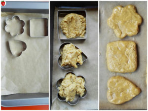 How to shape peanut butter cookies