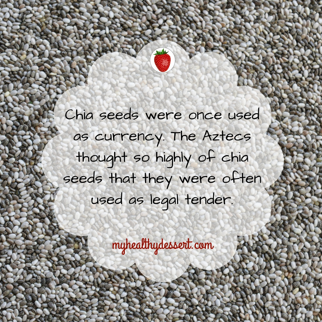 interesting chia fact