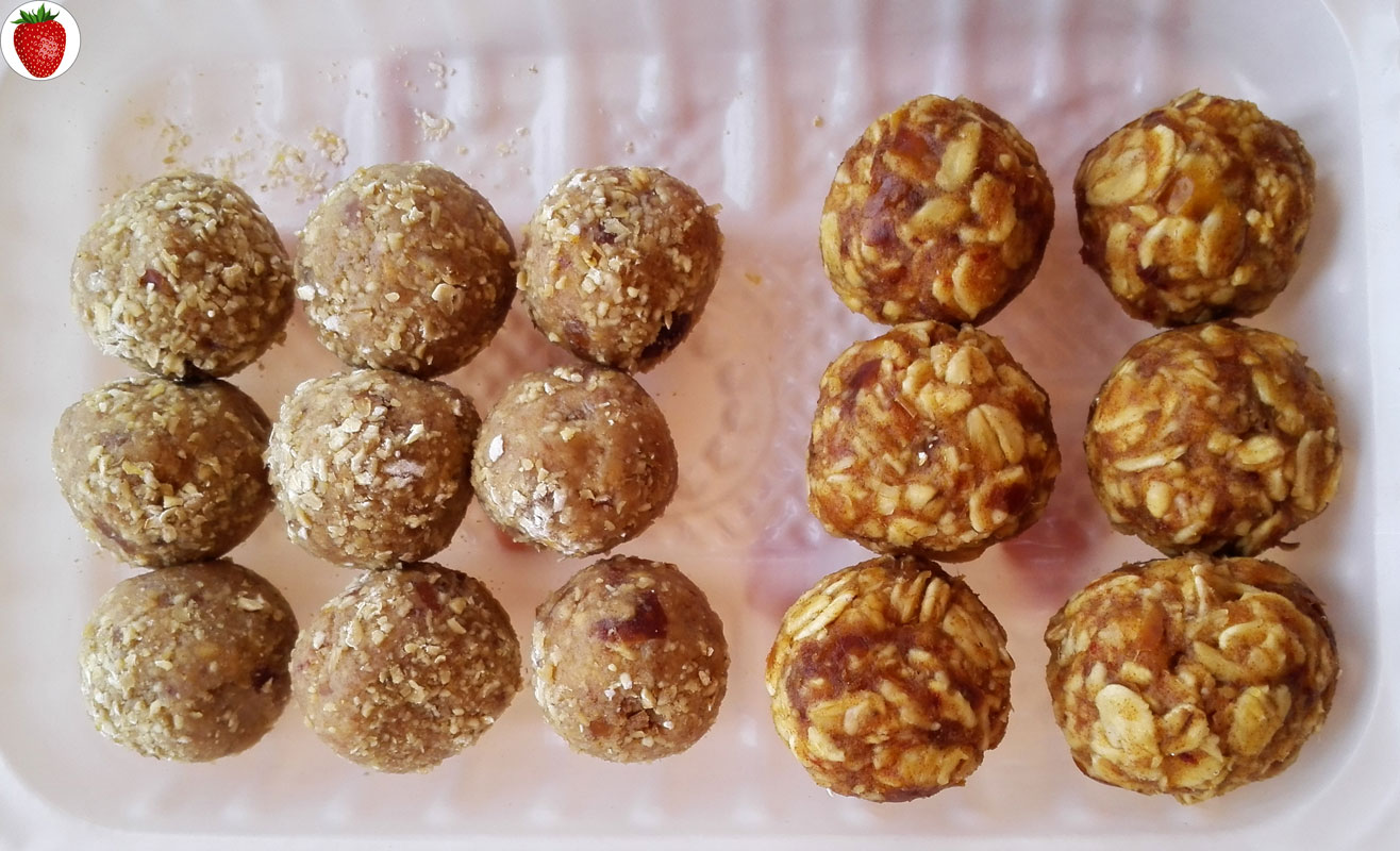 2-Ingredient Energy Balls