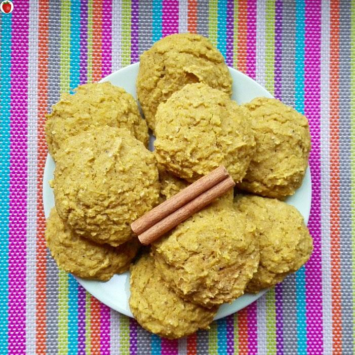 Halloween Pumpkin Cookies – Bonus Recipe