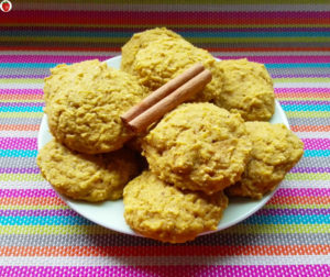 vegan pumpkin cookies recipe