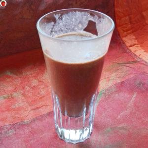 chocolate flax milk