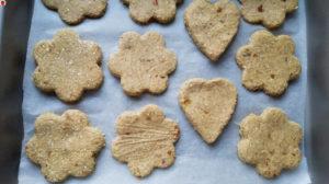 Vegan Christmas Gingerbread Cookies