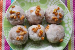 Sugar coated truffles