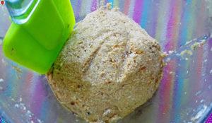 Pumpkin truffle mixture
