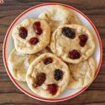 3-Ingredient Low-Carb Paleo Cookies