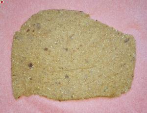 Vegan crust dough