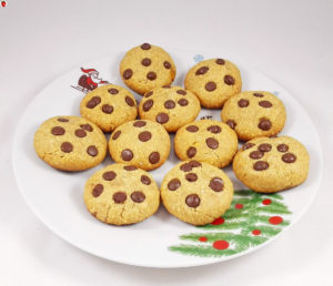 Christmas Orange Cookies