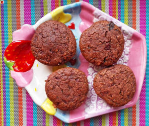 Vegan Beet Muffins For People Who Don't Like Beetroot