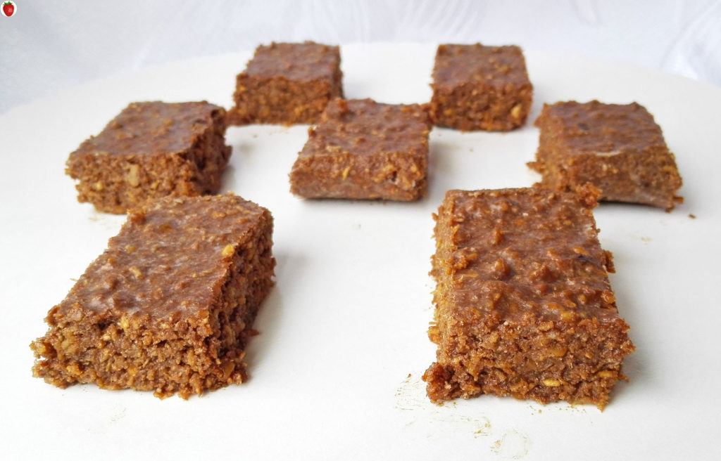 Raw Coffee Carob Fudge