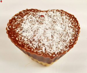 Valentine's Day Raw Vegan Heart-Shaped Desserts
