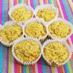 Vegan Lemon Coconut Muffins