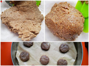 Crispy Flourless Flax Cookie Recipe