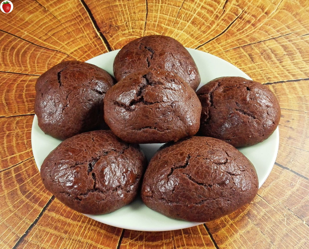 Low-Carb Paleo Double Chocolate Cookies