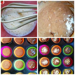 Flourless Banana Chocolate Muffins (Paleo Recipe)