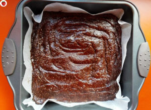 Delicious Cakey Coconut Brownies (Dairy-Free/Gluten-Free/No Flour)