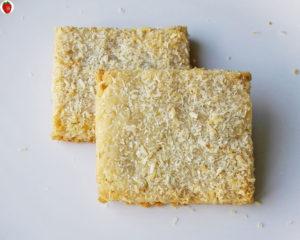 Crispy Vegan Gluten-Free Coconut Cookies