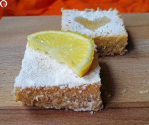 Delicious Coconut Lemon Bars