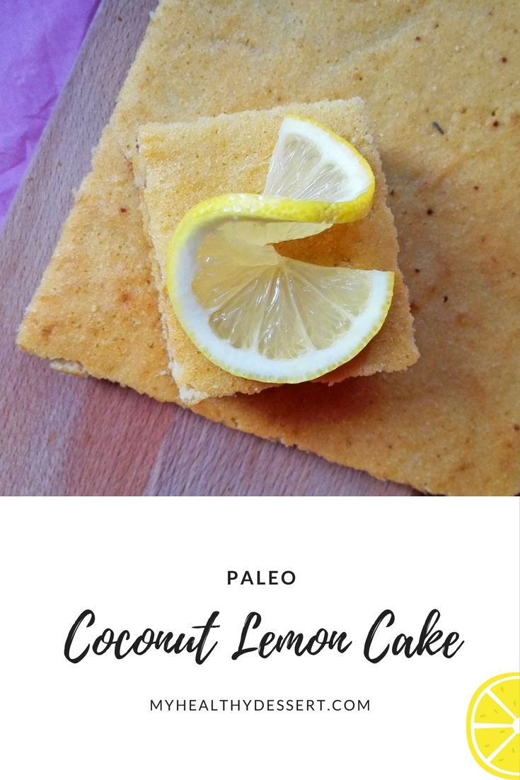 Gluten Free Lemon Bars Using Cake Mix