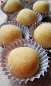 Vegan Cacao Butter Orange Truffles
