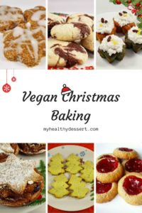 Vegan Christmas Baking