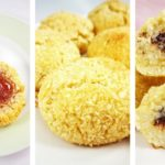 Delicious Coconut Almond Cookies – 3 Ways