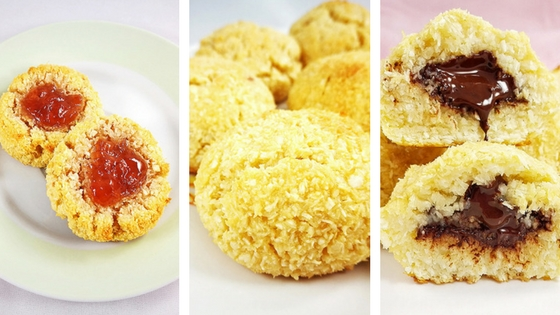 Delicious Gluten-Free Coconut Almond Cookies – 3 Ways