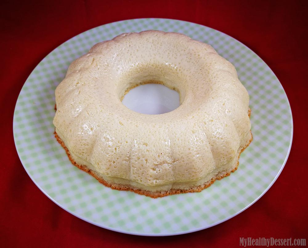 Delicious Coconut Flan (Dairy-Free)