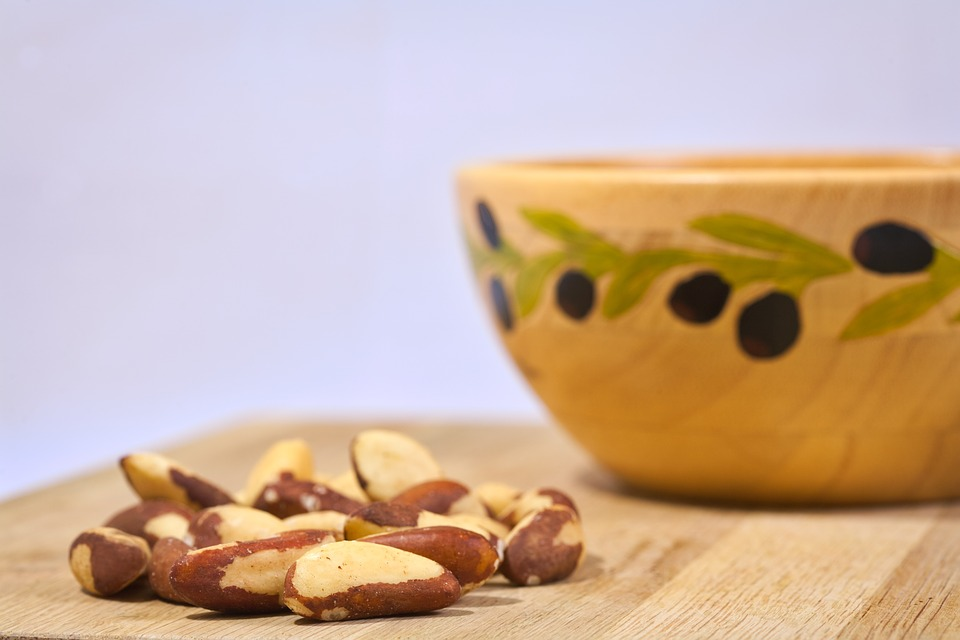 Brazil nuts for mental health